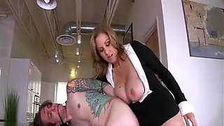 mother I'd like to fuck Owns Son With Strap-On
