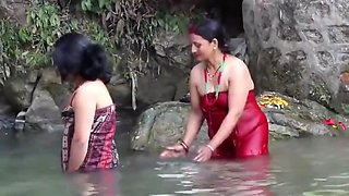 Indian hot aunty in rever