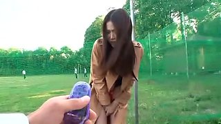 Horny Japanese girl Risa Kasumi in Hottest Fetish, Sports JAV scene