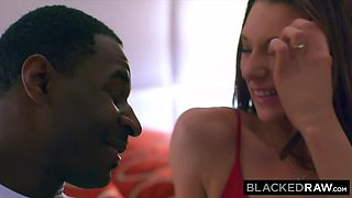 First Time BBC for Jaycee - will she go Back?