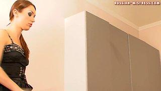 Russian-Mistress Video: Nika & Natasha
