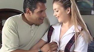 Incredible pornstar Sabrina Jade in hottest blonde, gaping sex movie