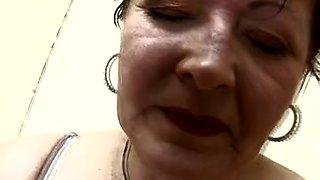 Horny Fat Ass Granny Gloryhole - 64