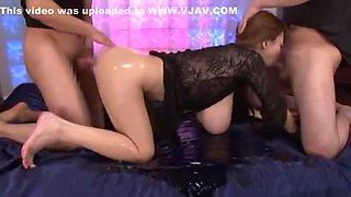 Amazing Japanese whore Hitomi Tanaka in Fabulous BDSM, Fetish JAV movie