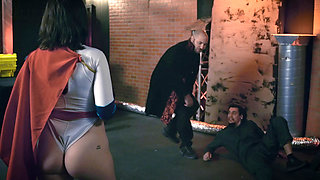 2500 Subs Supergirl Captured and Killed