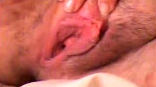 Fucking my wet cunt while pregnant