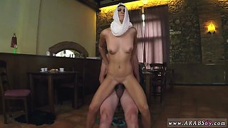 Turkish arabic first time Hungry Woman Gets Food and Fuck