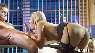 Cayla Lyons in The Long Goodbye - OfficeObsession