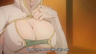 Hentai Kohakuiro no Hunter The Animation Episode 1