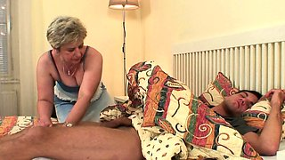 Mother-in-law taboo sex is revealed!
