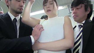 Horny porn video Brunette craziest unique