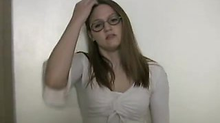 Amy's Calendar Audition 2009 - netvideogirls