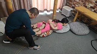 Chinese bondage-冷
