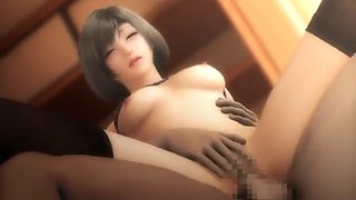 Final fantasy 3D hentai