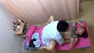 Crazy Japanese girl Yui Shirasagi, Mahiro Yuzuki, Mizuho Nishiyama in Fabulous Massage, Masturbation/Onanii JAV clip