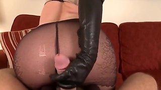 Mature Pantyhose Pussy Compilation
