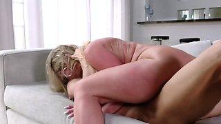 Milf Rachael Cavalli seducing her stepsisters husband
