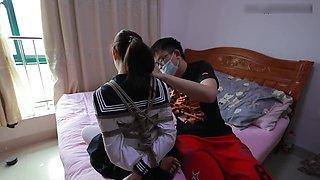 chinese young bondage