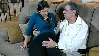 Pregnant Daughter